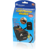 Buxton® Cell Phone Wallet Box