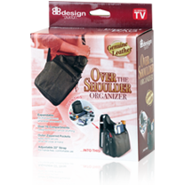 Buxton® Shoulder Bag Box