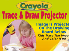 Crayola® Trace and Draw
