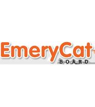 Emery Cat® Board logo
