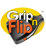 Grip 'n Flip™ logo