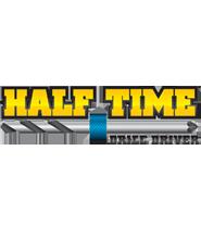 Half Time™ logo