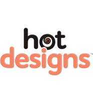 Hot Designs™ logo