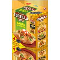 Perfect Tortilla™ Box