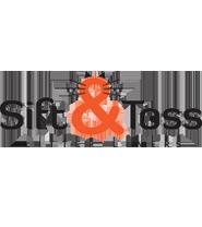 Sift & Toss™ logo