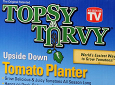Topsy Turvy®