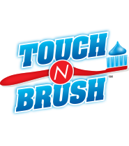 Touch 'n Brush® logo