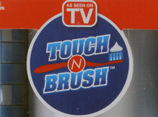 Touch 'n Brush®