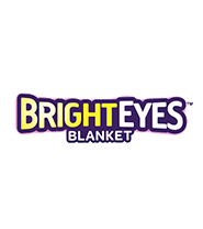Bright Eyes Blanket™ logo