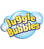 Juggle Bubbles™ logo