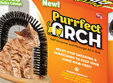 PurrfectArch-T