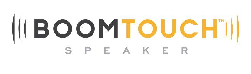 BoomTouch logo black