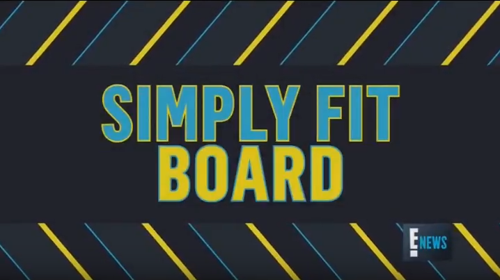 Simply Fit Board E!News
