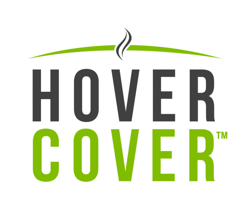 Hover Cover logo vertical