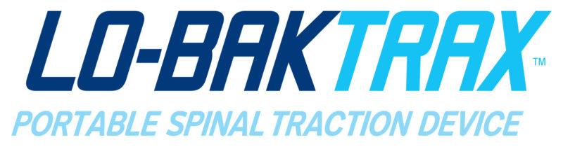 Lo-Bak TRAX dark blue logo